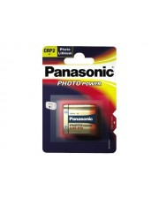 Panasonic Batterie CR-P2 Li 1400 mAh (CR-P2L/1BP)