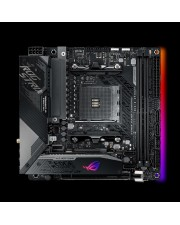 B-Ware ASUS ROG STRIX X570-I GAMING X570 Mini-ITX Grafikchip in CPU 1x PCIe x16 CrossFireX SLI AM4 (90MB1140-M0EAY0_BWARE)
