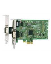Lenovo Brainboxes 2-Port RS-232 Serial Adapter PCIe Low-Profile PCI-Express ser.