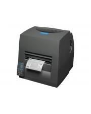Citizen CL-S631II Printer 300 dpi Grey Etiketten-/Labeldrucker Drucker