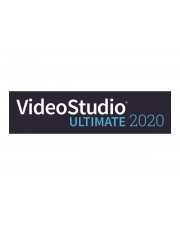 Corel VideoStudio 2020 Ultimate Download Win, Multilingual (ESDVS2020ULML)
