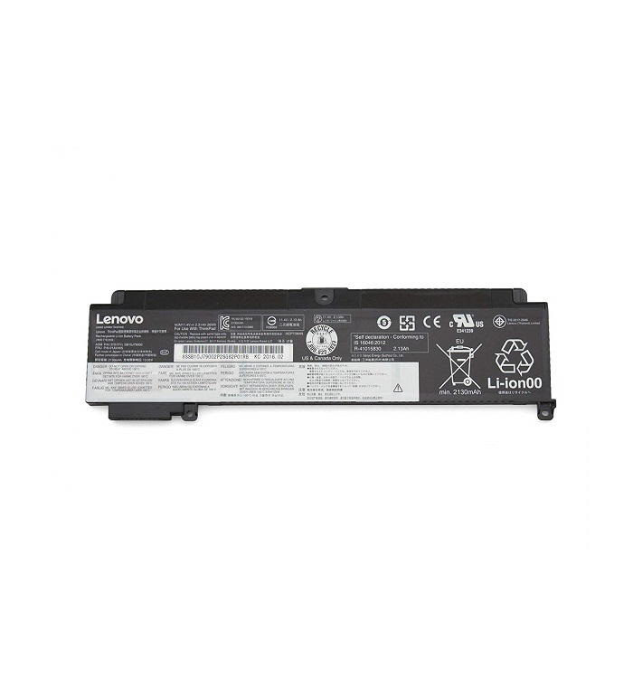 Lenovo Main Battery Pack 11.46V 2270mAh Akku 2.200 mAh 11,4 V Lithium-Polymer