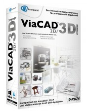 Avanquest ViaCAD 2D/3D 10 Lizenz Win/Mac, Deutsch (PS-11890-LIC)