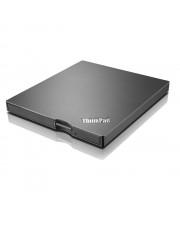 Lenovo ThinkPad UltraSlim USB DVD Burner Laufwerk (±R DL) / DVD-RAM, SuperSpeed USB 3.0, extern (4XA0E97775)