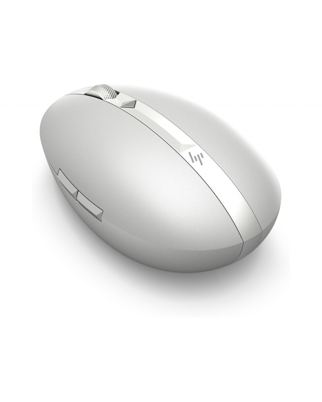 HP Spectre Rechargeable Mouse 700 Turbo Silber