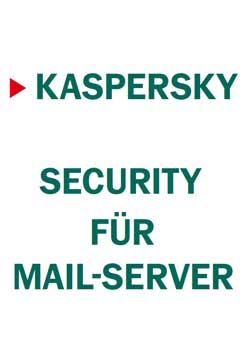 Kaspersky Security für Mail Server, 1 Jahr Base, Download, Lizenzstaffel, Multilingual (10-14 Lizenzen)