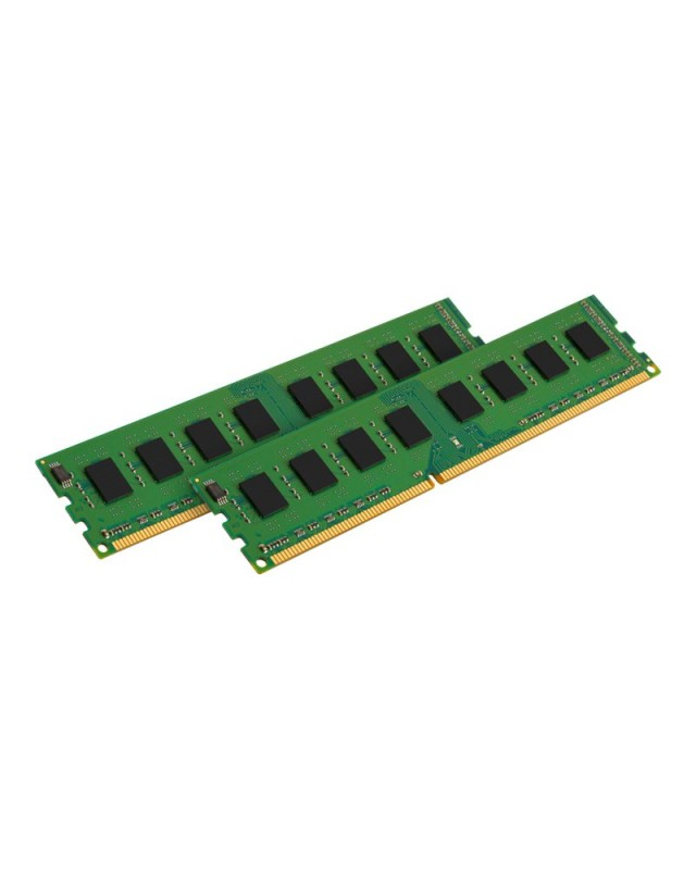 Kingston ValueRAM DDR3 2 x 4 GB DIMM 240-PIN 1600 MHz CL11, 1.5 V