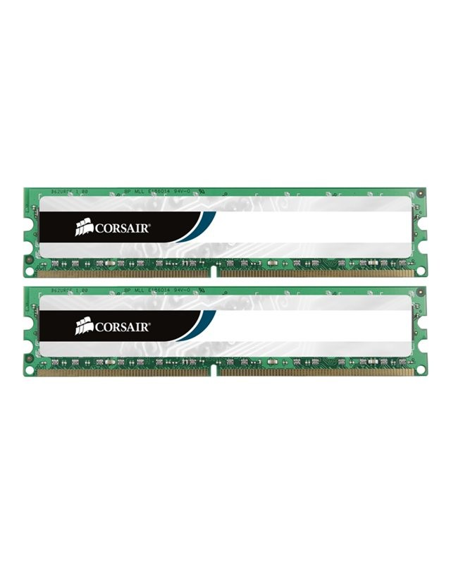 Corsair Value Select DDR3 2 x 8 GB DIMM 240-PIN 1600 MHz / PC3-12800 CL11 1.5 V ungepuffert nicht-ECC