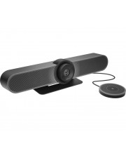 Logitech EXPANSION MIC FOR MEETUP Mikrofon für Small Room Solution for Google Meet Microsoft Teams Rooms Zoom (989-000405)