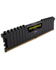 Corsair Vengeance LPX DDR4 8 GB: 2 x 4 GB DIMM 288-PIN 3000 MHz / PC4-24000 CL16 1.35 V ungepuffert non-ECC Schwarz