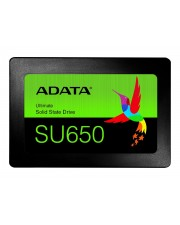 "ADATA Ultimate SU650 240 GB SSD intern 2.5"" 6.4 cm SATA 6Gb/s (ASU650SS-240GT-R)"