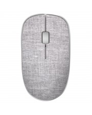 Rapoo M200+ Multi-Mode WL Opt. Fabric Mouse grey Maus Optisch Grau