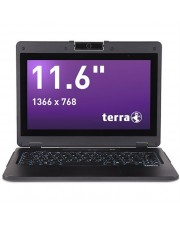 "TERRA MOBILE 360-11V3 N5000 W10P Convertible Notebook Pentium N 2,7 GHz 128 GB Serial ATA 4 DDR4 29,5 cm 11,6 "" Multitouch-Funktion WLAN Windows 10 Pro 2 MP"