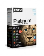 Nero Platinum 2019 Windows/Android, Deutsch (4052272002356)