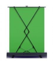 Elgato Green Screen Ausfahrbares Chroma-Key-Panel Rolloleinwand Grün (10GAF9901)