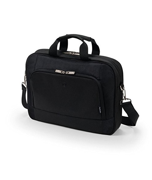 "Dicota Top Traveller BASE Notebook-Tasche 35.8 cm 14.1"" Schwarz"