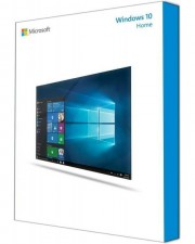 Microsoft Windows 10 Home 64bit Vollversion DVD SB, Deutsch