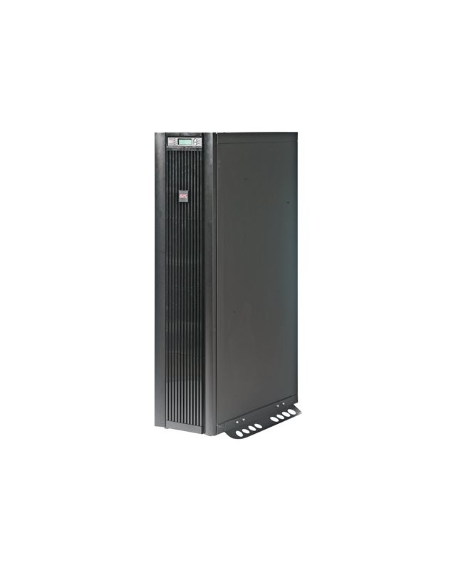 APC Smart-UPS VT 15kVA with 2 Battery Modules USV Wechselstrom 208/220 V 12 kW 15000 VA 3 Phasen Ethernet 10/100 RS-232 Ausgangsbuchsen: 2 Schwarz Trade-UPS