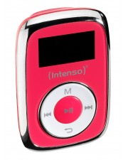 "Intenso Music Mover Digital Player pink 2.54 cm 1.0"" LCD MP3/WMA USB 2.0 19g"