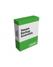 Veeam Standard Support Technischer Verlängerung für Backup Essentials Enterprise Plus Bundle for VMware 2 CPU-Sockel Telefonberatung 1 Monat 12x5 (V-ESSPLS-VS-P01MR-00)