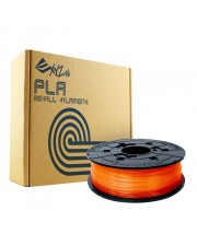XYZprinting Orange 600 g PLA-Filament 3D PLA 1.75mm 600g Clear tangerine