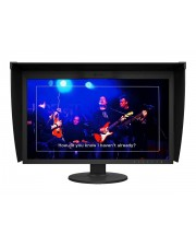 "EIZO ColorEdge LED-Monitor 68.4 cm 27"" 2560 x 1440 IPS 350 cd/m² 1300:1 13 ms HDMI DVI-D DisplayPort Schwarz mit 6 Monate Null Helle Pixel Garantie EEK: B"