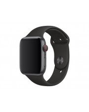 Apple 44mm Black Sport Band S/M & M/L Schwarz