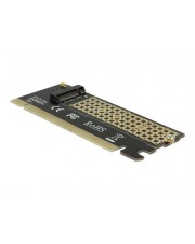 Delock PCI Express x16 Karte zu 1 x NVMe M.2 Key M für Server PCI-Express