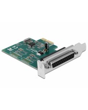 Delock PCI Express Karte zu 1 x Parallel IEEE1284 PCI-Express