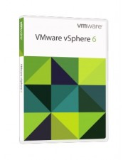 VMware vSphere 6 Essentials Kit für 3 hosts max. 2 Proz. pro Host Lizenz, Multilingual