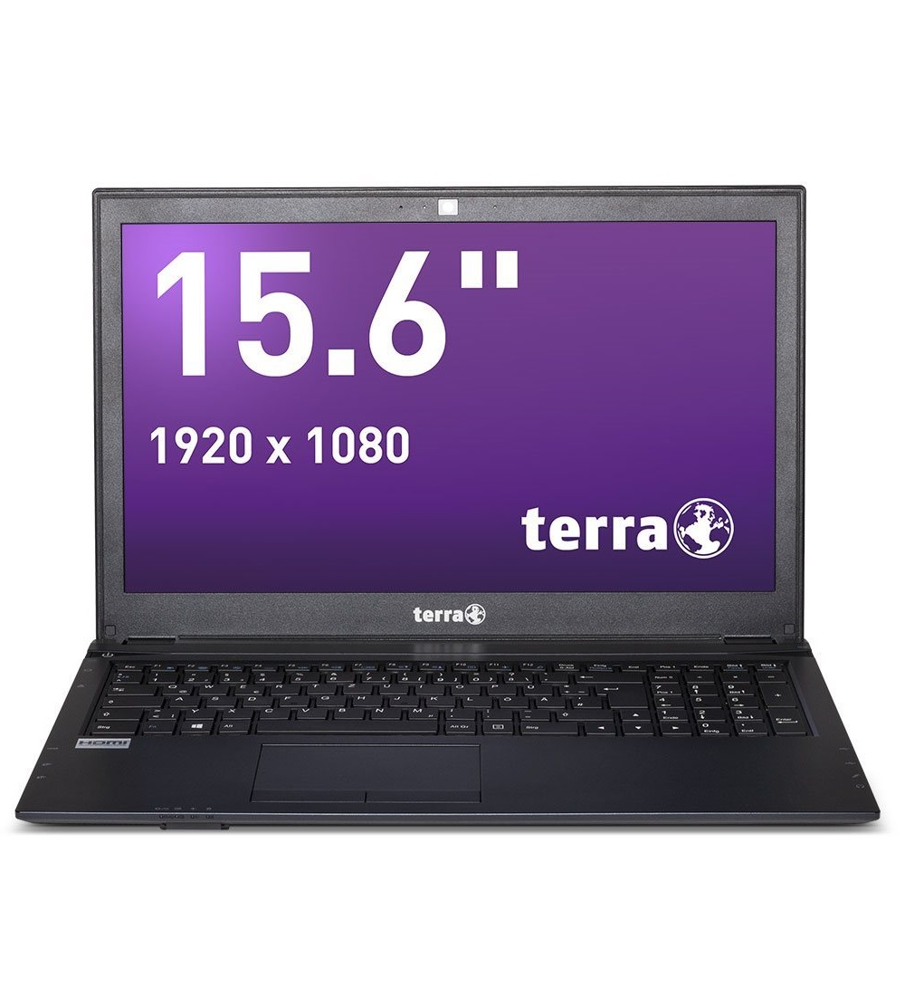 "TERRA MOBILE 1515 Notebook Core i3 Mobile 2,3 GHz 240 GB Serial ATA 4 DDR4 39,6 cm 15,6 "" Ethernet WLAN Windows 10 Pro 1 MP"