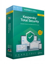 Kaspersky Total Security 2020 Upgrade 3 Geräte 1 Jahr Code in a Box Win/Mac/Android/iOS, Deutsch