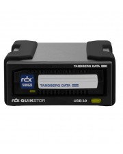Tandberg Quick Store Removable Quick Storage RDX w. 5 TB Cartridge (8862-RDX)