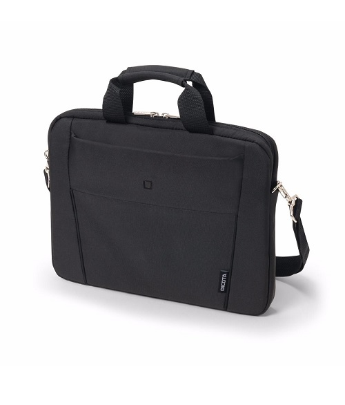 "Dicota Slim Case BASE Notebook-Tasche 31.8 cm 12.5"" Schwarz"