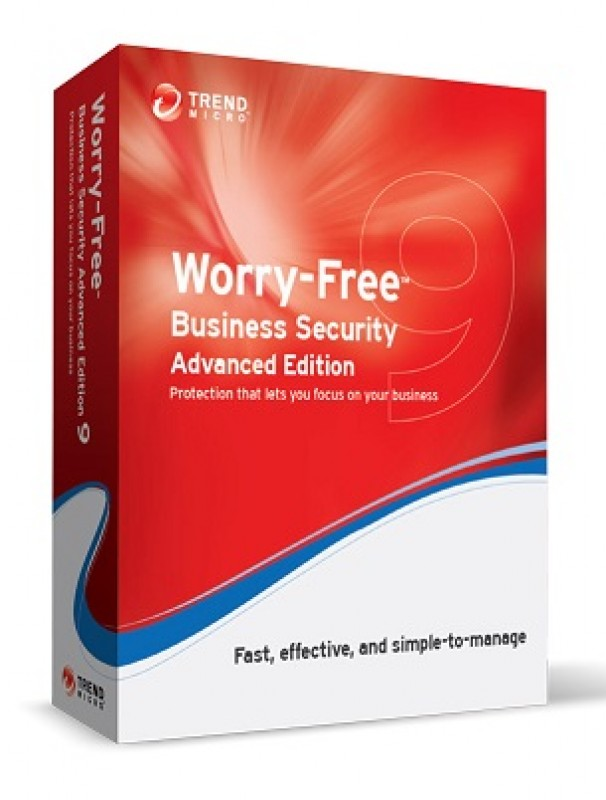1 Jahr Renewal Trend Micro Worry-Free Business Security 9 Advanced, EDU/Non-Profit, Lizenzstaffel, Win/Mac, Multilingual (1-5 User)