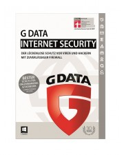 G Data Internet Security 2018 Renewal 5 PCs 3 Jahre Download Win, Deutsch