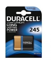 Duracell Ultra 245 Batterie 2CR5 Li 1400 mAh