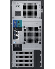 Dell EMC PowerEdge T140 Server MT 1 x Xeon E-2124 / 3.3 GHz RAM 8 GB HDD 1 TB DVD-Writer GigE kein Betriebssystem Monitor: keiner BTP