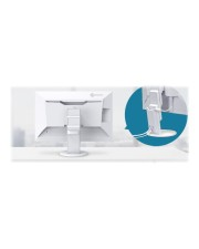 "EIZO FlexScan LED-Monitor 61.1 cm 24.1"" 1920 x 1200 IPS 350 cd/m² 1000:1 5 ms HDMI DVI-D DisplayPort Lautsprecher weiß EEK: A++"