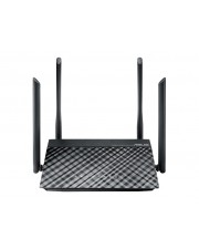 ASUS WL-Router RT-AC1200 V2 xDSL Router Kabellos