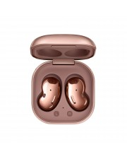 Samsung Galaxy Buds Live Mystic Bronze Bluetooth v. 5.0 8MB Memory Accelerometer Hall Proximity Capacitive touch 65 mAh 472 Charging case Bixby 5.6g/42.2g