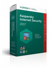 Kaspersky Internet Security 2017 1 Gerät + 1 Android 1 Jahr Abo Code in a Box Deutsch (KL1941GBAFS-7KISA)