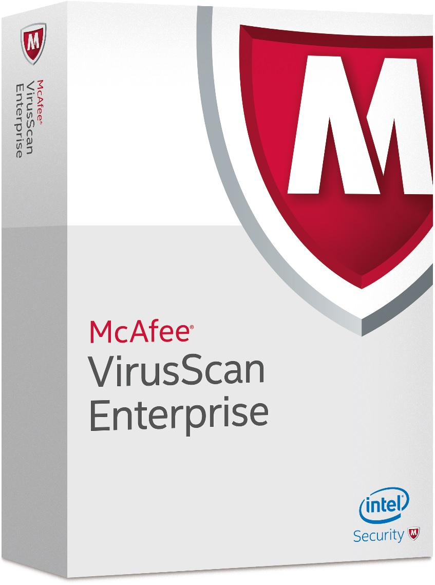 McAfee VirusScan Enterprise for Linux (Server Edition) inkl. 1 Jahr Gold Support, Multilingual (Lizenzstaffel 31-50 User)