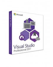 Microsoft Visual Studio 2017 Professional, Open License (C5E-01307)