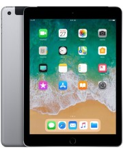 Apple iPad Wi-Fi + Cellular 32 GB Space Grey + 32 GB Grau Tablet (MR6N2FD/A)