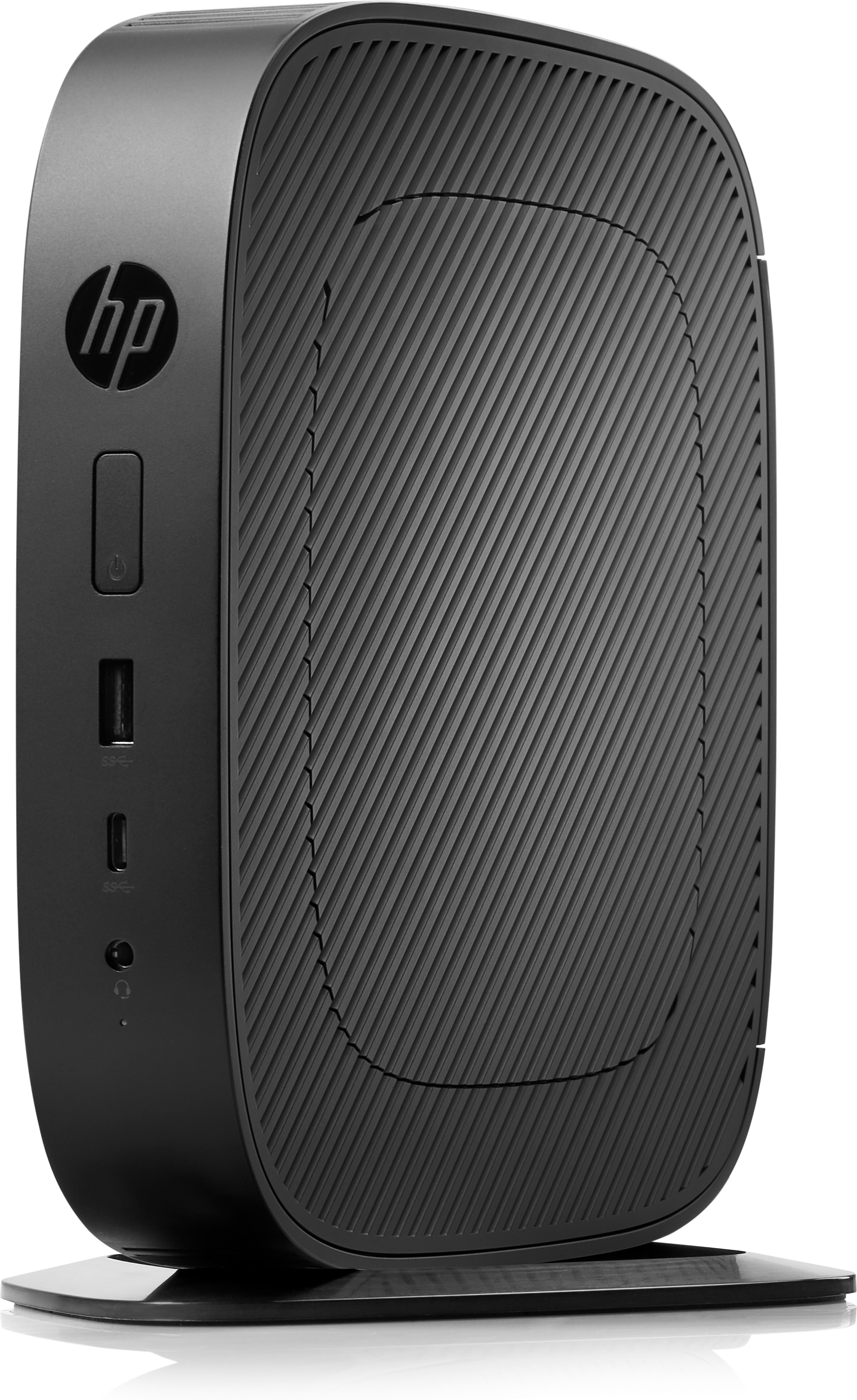 HP t530 Thin Client Tower 1 x GX-215JJ 1.5 GHz RAM 8 GB Flash 32 Radeon R2E GigE WLAN: Bluetooth 802.11ac Win 10 IOT Enterprise 64-Bit Monitor: keiner Tastatur: Deutsch
