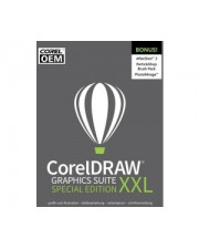 Corel Draw Graphics Suite XXL 2019 Special Edition Bild-/Videobearbeitung OEM Vollversion, Deutsch