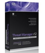 CA Threat Manager r12 Upgrade, 10 User, Win, Multilingual (CATM1210BPUEM)