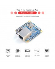 ALLNET FriendlyELEC Friendlyarm NanoPi Neo v1.31 512MB QuadCore Allwinner H3 Quadcore