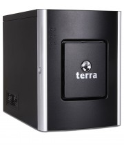 TERRA MINISERVER G4 E-2224/16/2x480 Server Xeon UP 3,4 GHz 16 GB 480 Serial ATA SATA RAID Level Windows 2016 Redundanz USB 2.0 3.0